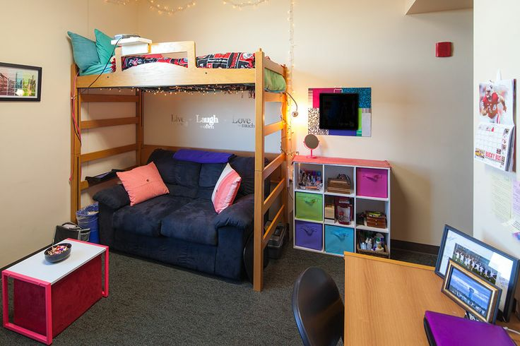 Dejope Dorm Room