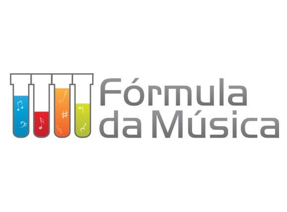Logotipo Fórmula da Música