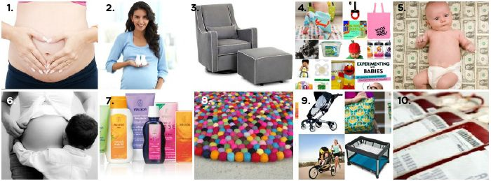 10 Cool Things to Pregnant Moms at #themamasexpo