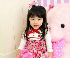 Cristina Fernandez Lee, half-korean & half-spanish :) Cr. J-Hyun(http://weheartit.com/)