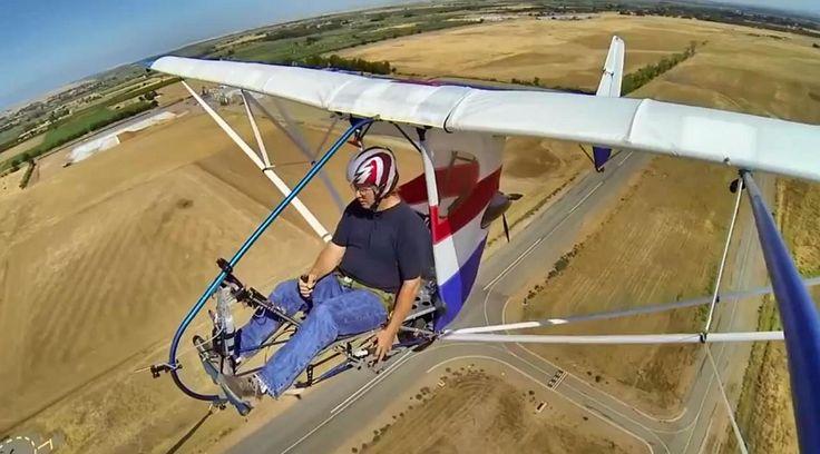 Electric Aircraft – EMG 6