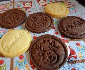 Rezept Stempelkekse, Kekse, Butterkekse, Butterplätzchen von fiona84 - Rezept der Kategorie Backen süß