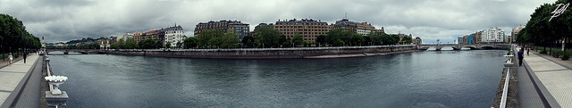 River Urumea San Sebastian Donostia by El Negro Vikingo, via Flickr