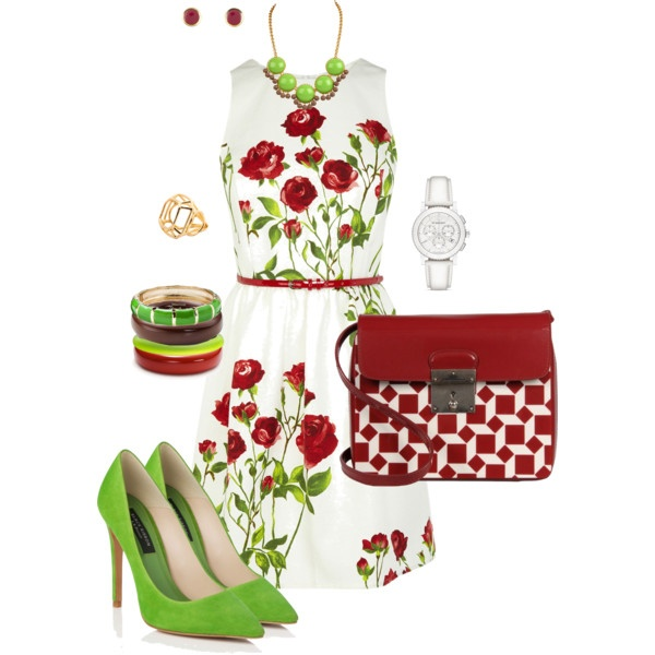 Green Thumbing by rosemary-dewar on Polyvore