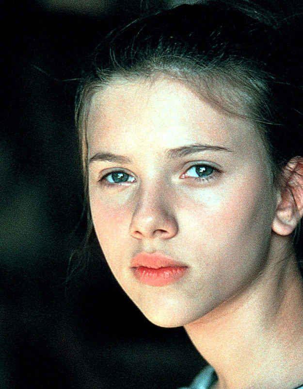 Scarlett Johansson et Christopher Walken | 32 stars qui sont de vrais sosies