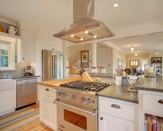 172 best images about chris jodi 39 s kitchen on pinterest - Kitchen peninsula with stove ...