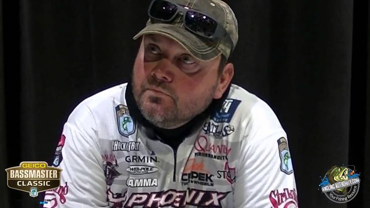 2015 Bassmaster Classic Interview with Greg Hackney