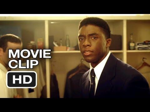 42 Movie CLIP - You Must Be Looking For Your Locker (2013) - Jackie Robinson Movie HD - YouTube