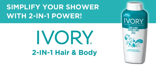 Ivory 2-in-1 Announcement - Influenster.com
