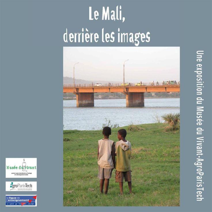 Exposition 2012 : Le Mali derrière les images / ©Musée du Vivant - AgroParistech