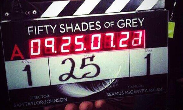 Is Fifty Shades Of Grey Film Going To Cover All Three