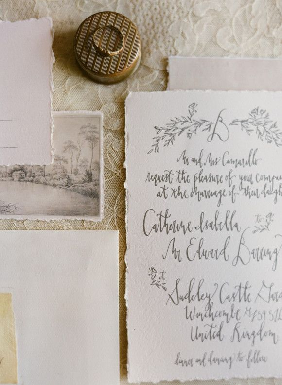 Grey Maiden wedding inspiration ~ Laura Catherine Photography via Wedding Sparrow