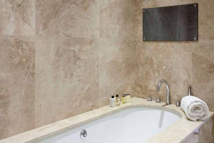 Penthouse Bathroom | JHR Interiors