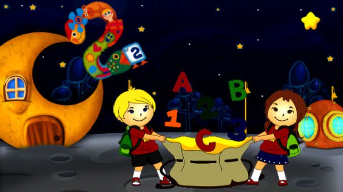 I Will Create Animated Learning Videos Of Numbers Abc And Colors For Kids Create Animation Animation Coloring For Kids