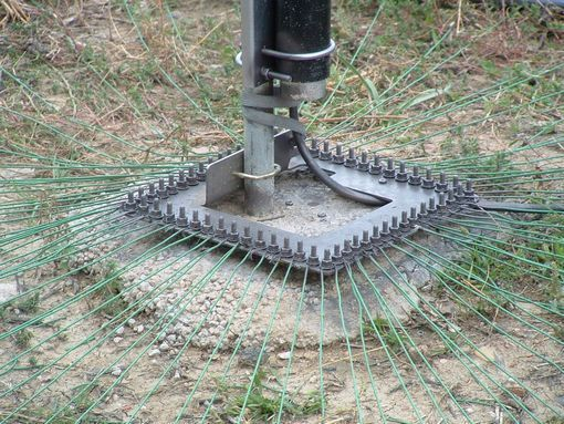 Ground Radial Wire For Vertical – Ham Radio Antenna | Ham Radio