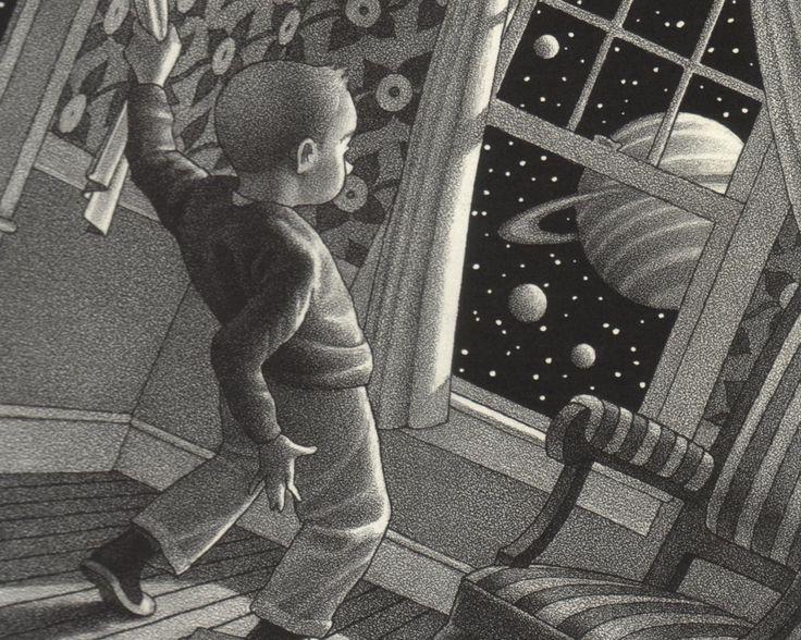 Chris Van Allsburg Zathura 1280x1024 Wallpaper Artwork