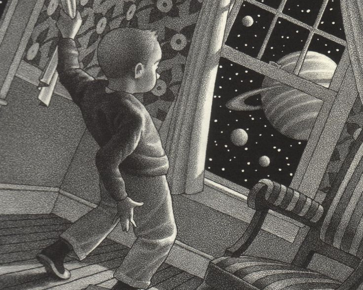 chris van allsburg excellence in illustration Van allsburg reaches a new pinnacle of excellence in both illustration and storytelling chris van allsburg is ready to reveal what happens when danny and.