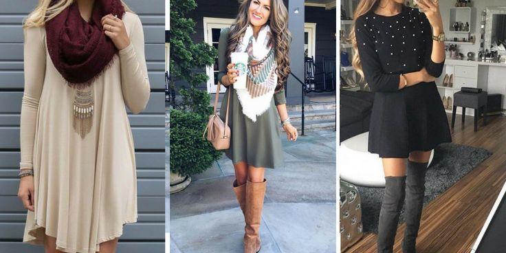 21 Idées Adorables Occasionnels Robes Femmes