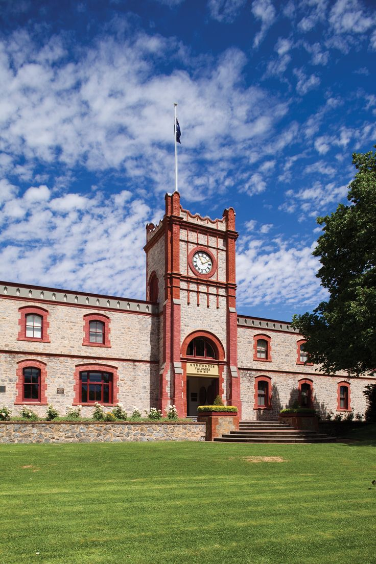 YALUMBA, Barossa Valley, South Australia