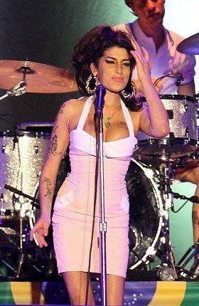 Amy Winehouse.......