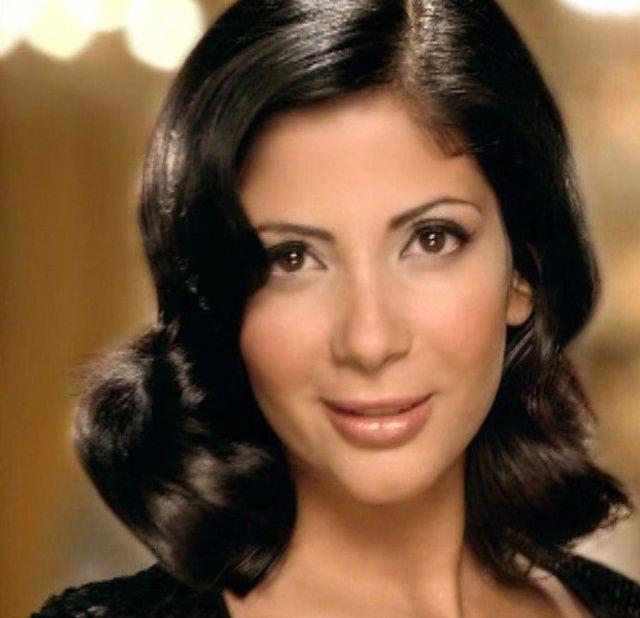 Mona Zaki Egyptian Actress Retro Style Egyptian Actress Actresses Style