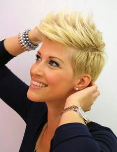 short edgy pixie hairstyles for women - Google Search