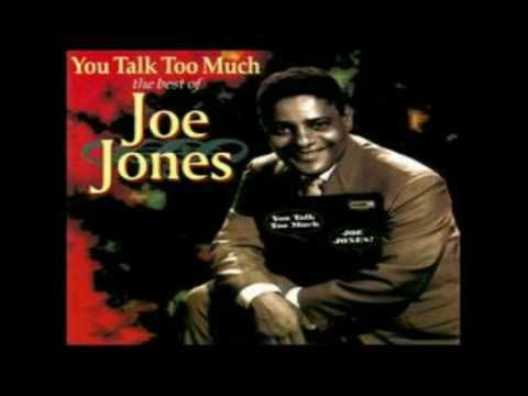 Joe Jones You talk too much - Classic and epic. I hear it in my head ALL the time after faculty meetings.