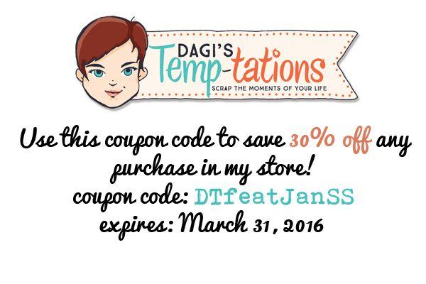 Dagi's Temp-tations coupon!
