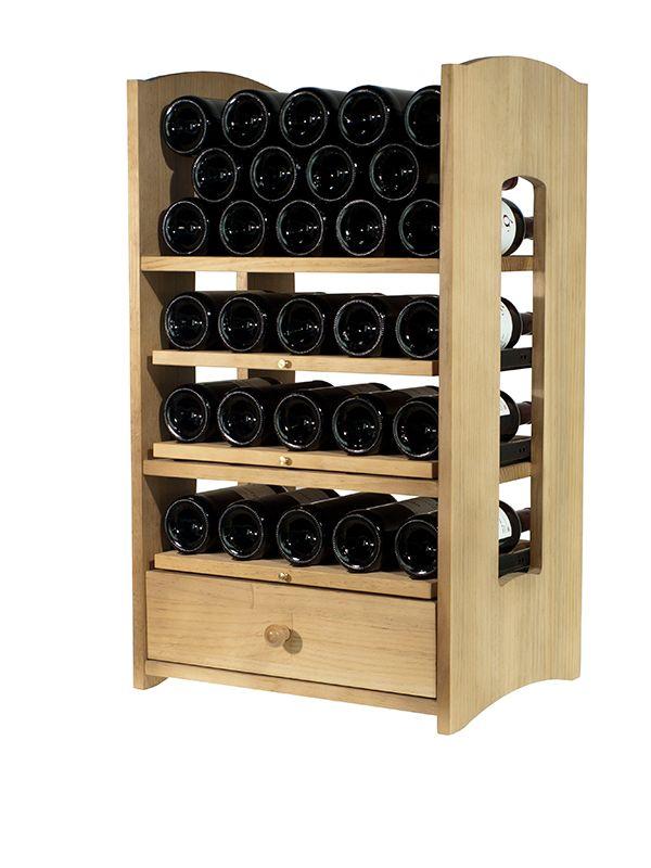 26 best muebles para el vino images on pinterest bottle - Muebles para vino ...