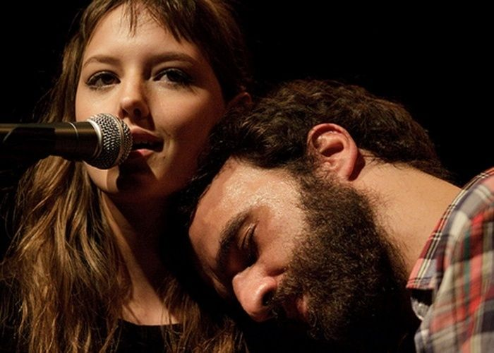 Malu Magalhaes & Marcelo Camelo