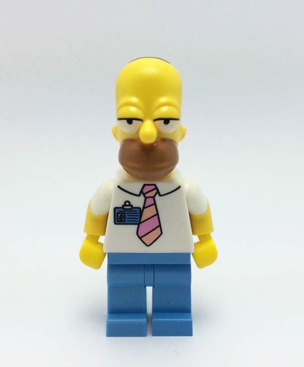 LEGO Simpson – Homer, Marge and Lisa unveiled? | Ufunk.net