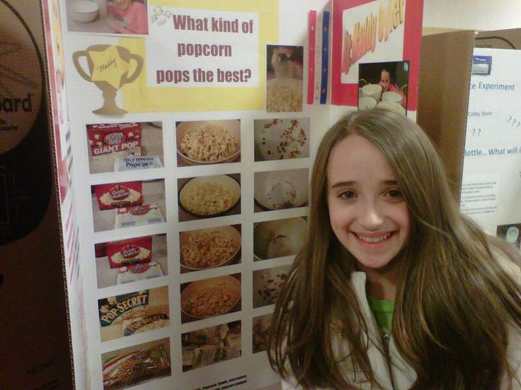 Winning Science Fair Projects | Maddy's 5th Grade Science Fair