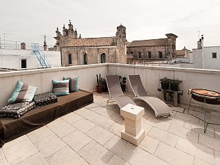 antica+dimora+con+splendida+terrazza+++Case vacanze in Nardò da @homeawayitalia