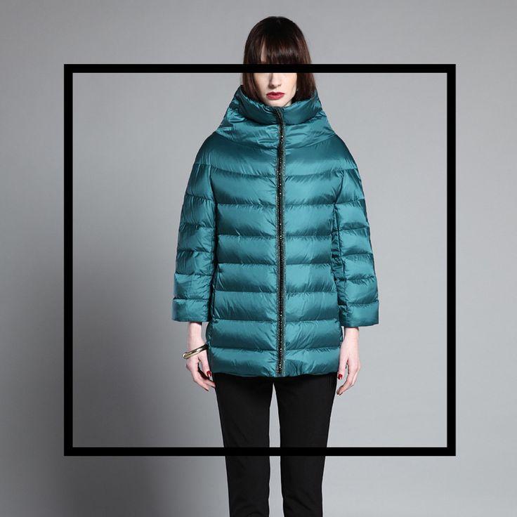 Colori intensi e geometrie innovative contraddistinguono i piumini Bosideng, caldi e all' avanguardia per un #outerwear elegante e metropolitano.   #Elleciboutique ---> http://bit.ly/1PFJHkY  #bosideng #piumino #jacket #ellecì #boutique #outfit #ellecì #eshop #shoppingonline #moda #fashion #collection #totalook #details 