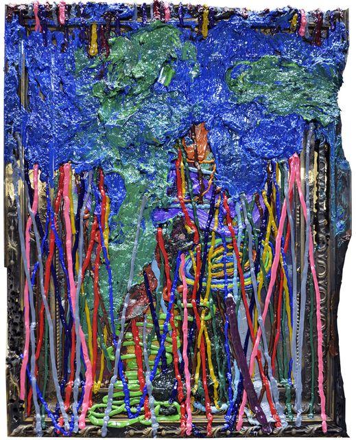 Jigger Cruz, 'Crash Land,' 2015, ARNDT
