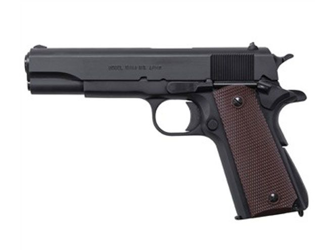 Auto Ordnance Introduces the Budget-Priced 1911BKO