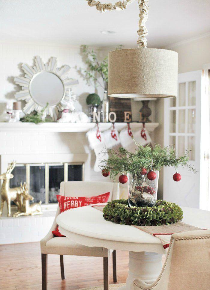 decoration de noel table basse. Black Bedroom Furniture Sets. Home Design Ideas