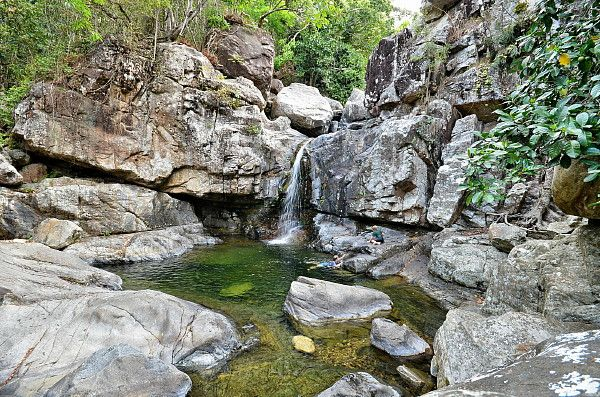 Crystal Creek Waterfalls | Lees Motel Ingham - Townsville Trip