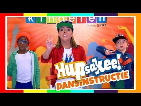 Kinderen voor Kinderen - Hupsakee (Dansinstructie) - YouTube