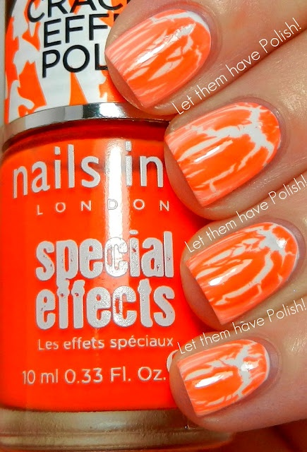 Let them have Polish! Nails Inc Kings Cross over Floral Street