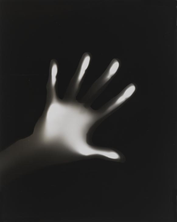 György Kepes, 'Hand on Black Ground' c.1939-40
