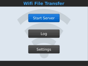 Blackberry wifi transfer.. Have you ever imagined to read document in your PC, or maybe view picture or movie, or even listening to mp3 from your computer in your blackberry without having cable data or removing your SD cards? Introduced you the newest blackberry freeware Blackberry WiFi Transfer. Yes, with WiFi enabled on both your PC and Blackberry is easy to transfer and download files among them.