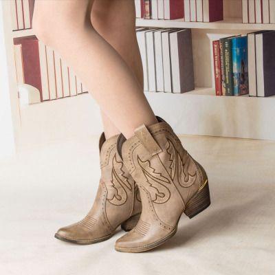 Купить товар2015 Новый стиль острым носом ботильоны botas западной ковбойские сапоги пастушка сапоги мартин обувь высота каблука 6 см для женщин в категории Сапоги и ботинки для женщинна AliExpress.                 Проверьте Женская обувь преобразовать Размер диаграммы:                                     Материал: ПУ