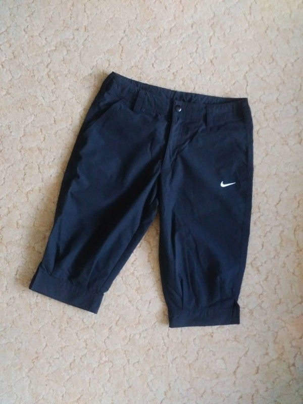 (*) POUZE PRODEJ! (*)  Prodám tmavě modré kraťase značky Nike. Velikost dětská ale vůbec neodpovídá, mně jsou velké. Focen...