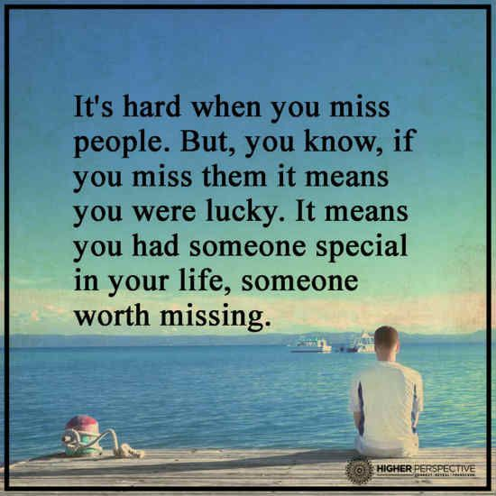 Quotes About Missing Someone Special Quotes On Missing Some...
