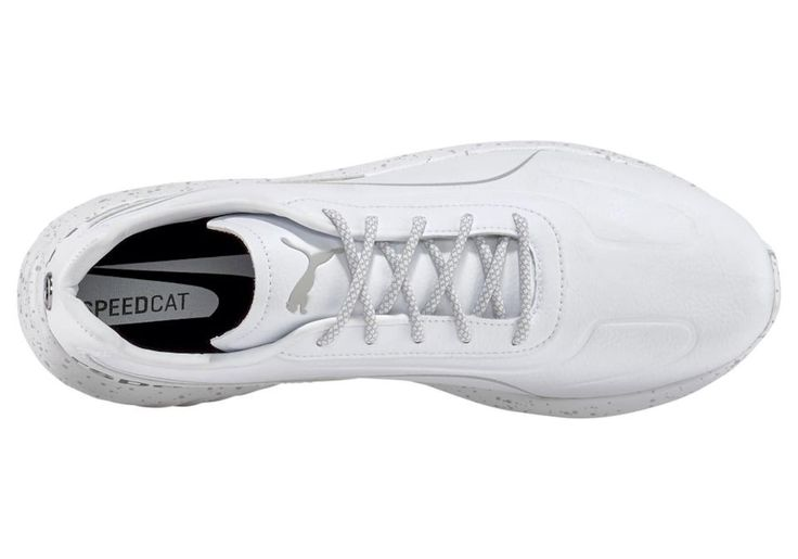 PUMA Sneaker 'BMW MMS Speed ​​Cat Evo Synth' Herren, Weiß, Größe 40.5  – Products
