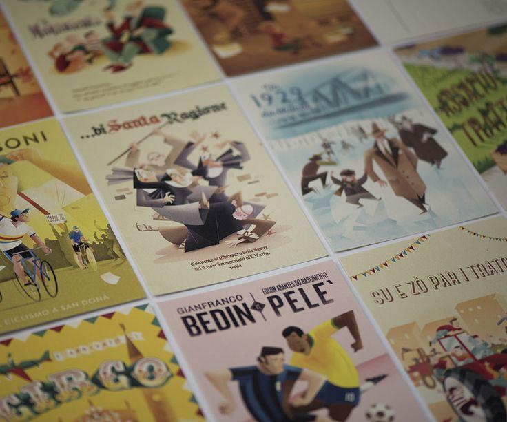 "#Crush #Favini #cards for Exhibition ""Mi Ritorna in Mente"" by @skribadv www.skriba.it - Find more about #Crush http://www.favini.com/gs/en/fine-papers/crush/all-about-crush/"