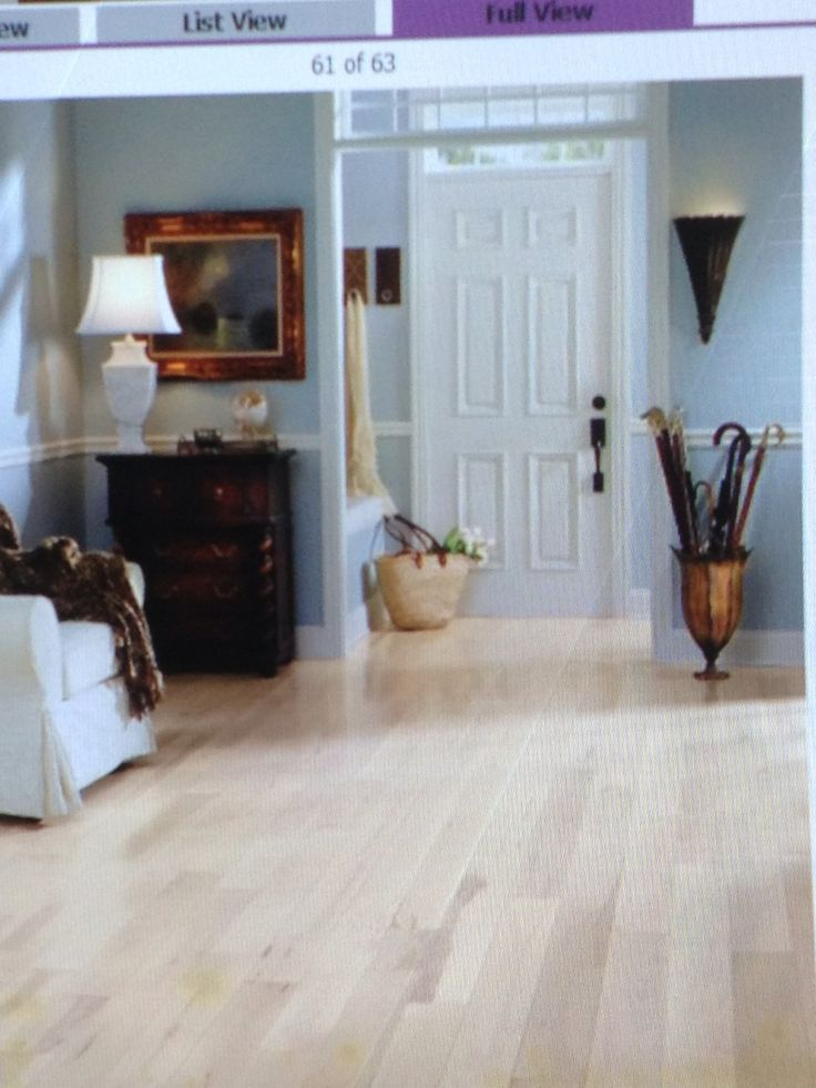 Light color laminate with grey walls | Hardwood floor ...