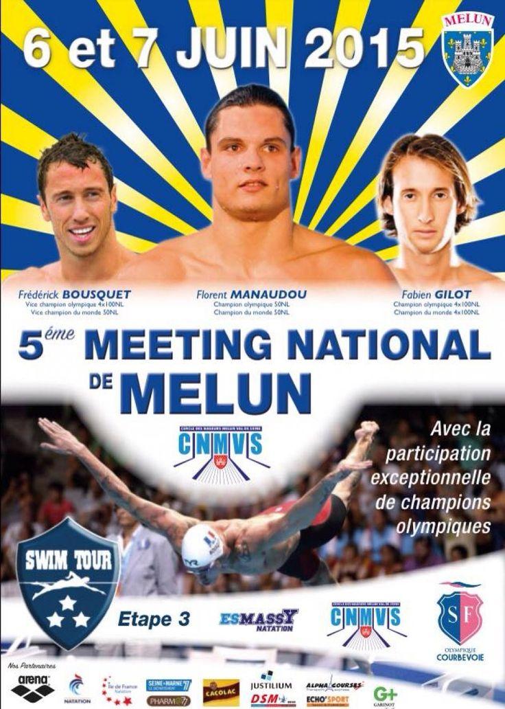 CN MELUN VAL DE SEINE - 5ème MEETING NATIONAL DE MELUN // Abcnatation