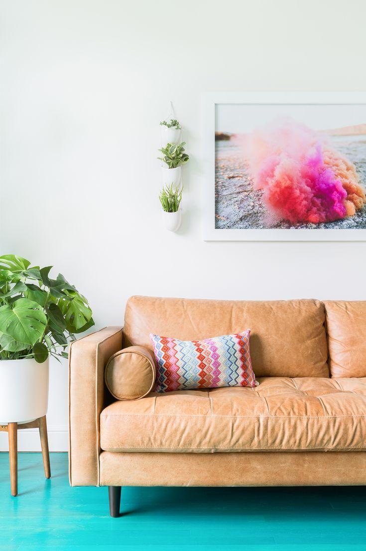 Sweden ready for some great interior design futura home decorating - Elsie Larson For Domino Magazine Alyssarosenheck